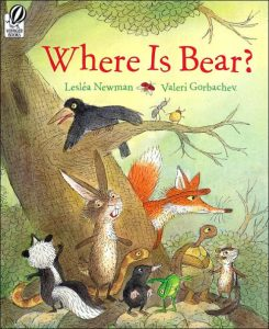 Where is Bear